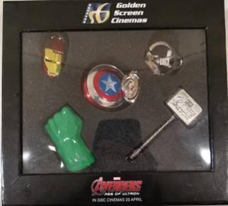 GSC Avenger Keychain