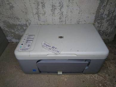 HP deskjet f2280 laser printer copy print scan
