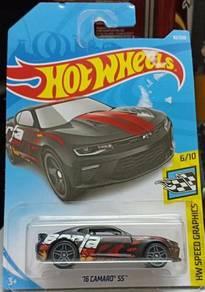 Hotwheels car 16 Camaro SS