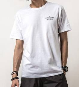 UNDERCOVER Supreme White Short Sleeve T-Shirt