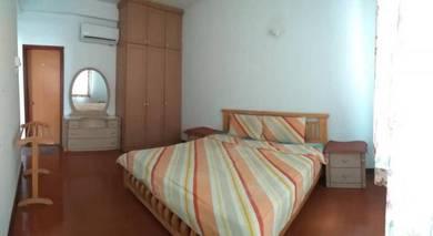 Master Room Penthouse For Rent in Bistari Condominium near pwtc lrt