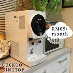 Promo Raya Penapis Air Cuckoo Kaki Bukit