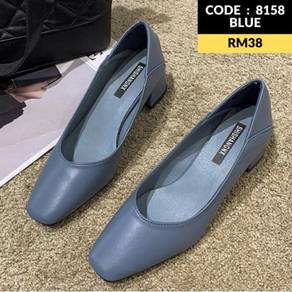 8158 Maria Square Heels ( size 35-41 )