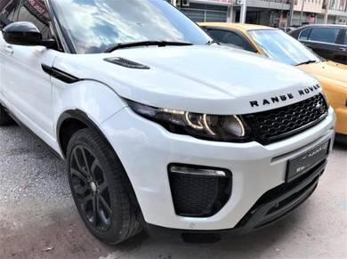 Range Rover Evoque Facelift Dynamic Bodykit