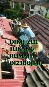 Dikh zul bena/ bumbung bocor