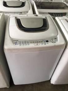 Toshiba top load 10kg automatic washing machine