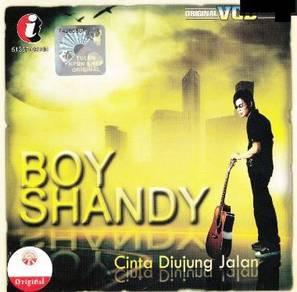 Boy Shandy–Cinta Diujung Jalan VCD Karaoke