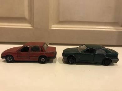 VOLVO 760, BMW 325i Models