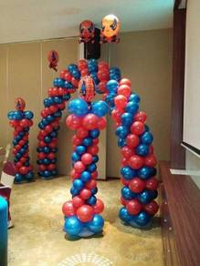 Balloon Stand With Arch Balloon 00581