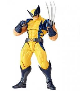 Wolverine Marvel Amazing Yamaguchi Revoltech 005
