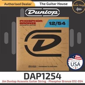 Jim Dunlop DAP1254 Acoustic Guitar String 12-54