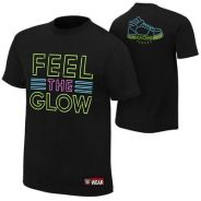 WWE WWF T Shirt (Naomi Feel The Glow)