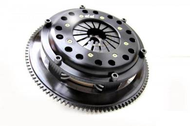 DD twin plate clutch SUBARU GC8 EJ20