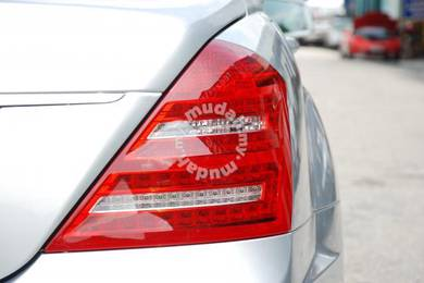 Mercedes benz W221 facelift tail lamp w221 bodykit
