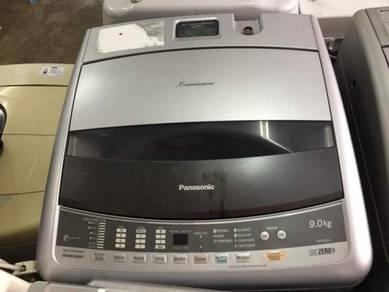 Panasonic top load 9kg washing machine automatic