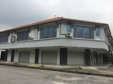 Bandar Kinrara Double Storey Corner ShopLot , Puchong