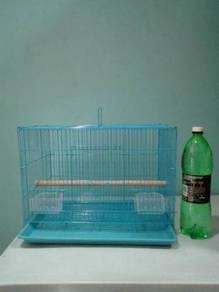 BQ07 Bird Sugar Glider Cage 30.5x47.5x34cmPinkBlue