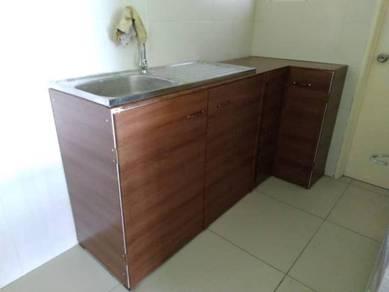 Kitchen Cabinet ( Boltless ) Custom Made