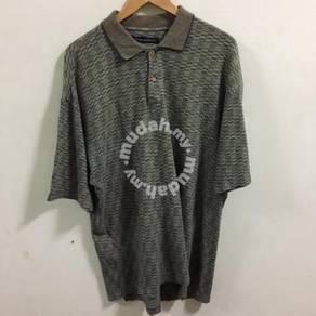 Jhane Barnes Polo Shirt Size XL