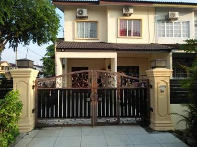[CORNER Lot/renovated/serious buyer only] Teres 2 Tgkt, Taman Cempaka