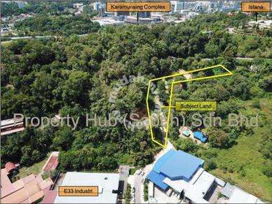 Vacant Land Signal Hill E33 Industri | Kota Kinabalu