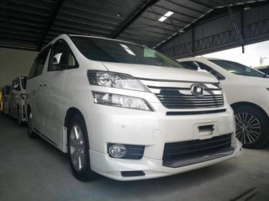 Recon Toyota Vellfire for sale