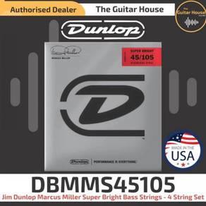 Jim Dunlop DBMMS45105 Marcus SupBright Bass 45-125