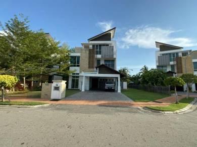 Brand new d'banyan residency bungalow sutera harbour kota kinabalu