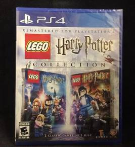 NEW & SEALED PS4 Game LEGO Harry Potter Collection