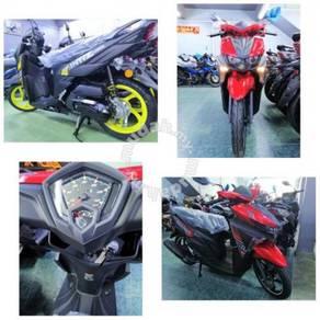 Limited stock yamaha avantiz 125 at tsc