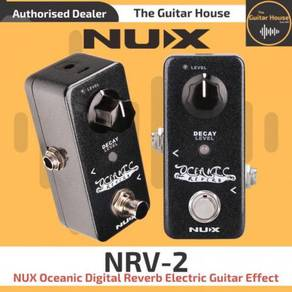 NUX NRV-2 Reverb Electric Guitar Effect