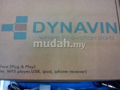 Dynavin fm converter with rmvb usb uh car