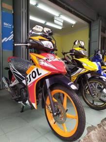 Honda Dash 125 Full Loan must view Promosi!