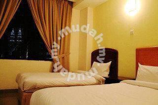 Hotel Club Dolphin (Shandar Inn Kuala Lumpur)