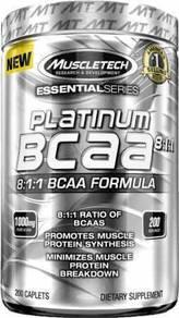 Muscletech Platinum BCAA 8X Strength build muscle