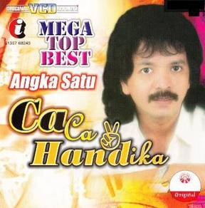 Caca Handika–Mega Top Best VCD Karaoke