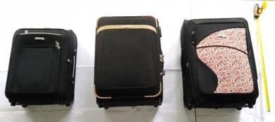 Trolley Bags - 3 Pieces
