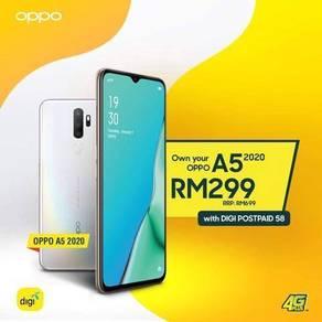 Oppo A5 2020 brand new one year warranty