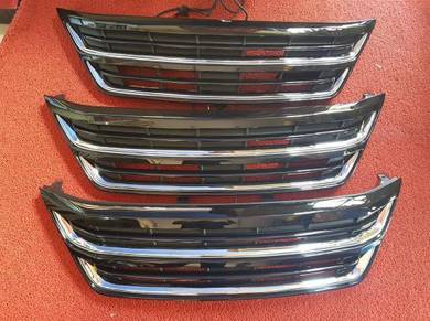 Vellfire 20 modellista led front grill grille uh 5