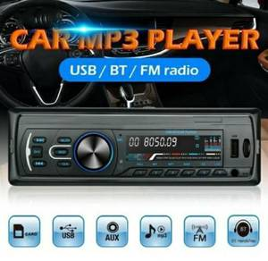 Stereo Audio USB FM Radio Bluetooth