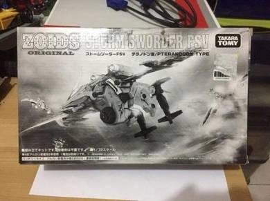 Zoids Storm Sworder FSV MISB