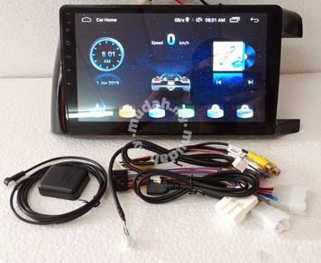 TOYOTA WISH ANDROID Player 10 Inci IPS Screen