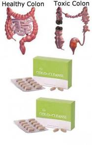 Colon Cleansing 60 Caps( Pembersih Usus ) (Health+