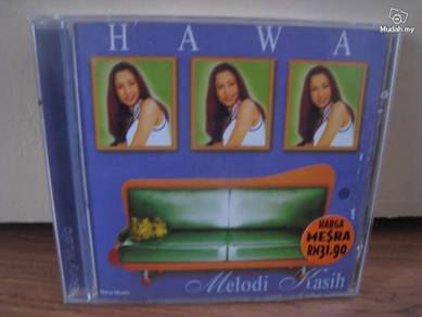 CD Hawa - Melodi Kasih