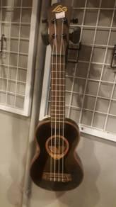 Lag U100S Ukulele guitar original from france