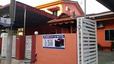 BANTAL SUTERA INN (Bilik2 motel)