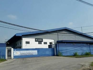 Kampung Telok Gong Bungalow Factory , Klang