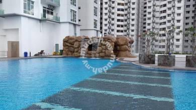Bilik Single di M Condominium Kondo Mutiara Larkin Deposit2months Only