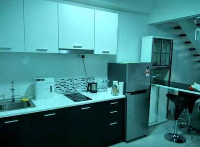 Cheras Connaught Ave Condominium , Fully Furnished