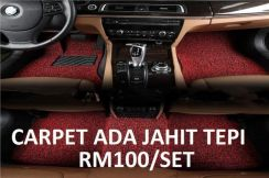Tinted Carpet LEXUS CT200 J ES300 RX350 R270 IS250